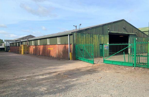 Thumbnail Warehouse to let in Unit 5 Duncote Mill, Walcot, Telford, Shropshire