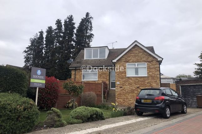 Thumbnail Semi-detached house for sale in Sharfleet Drive, Rochester