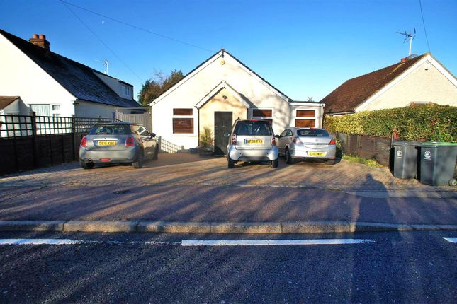 Thumbnail Detached bungalow for sale in Broadley Terrace, Common Road, Waltham Abbey