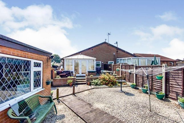 1 bed bungalow for sale in St. Andrews Drive, Featherstone, Pontefract WF7