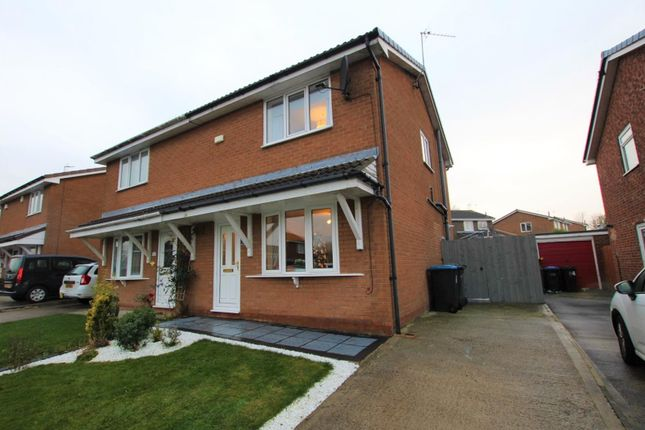 3 bed semi-detached house for sale in Aldhun Close, Bishop Auckland DL14