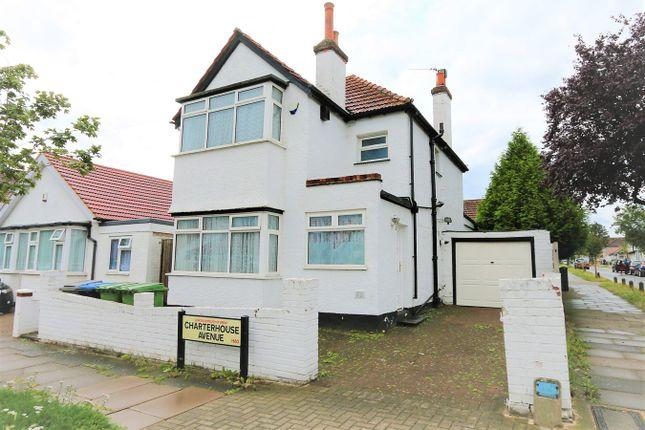 Thumbnail Detached house for sale in Charterhouse Avenue, Wembley