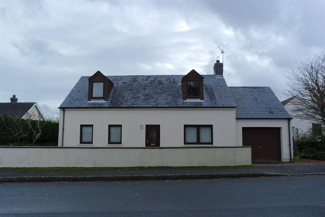 Thumbnail Detached bungalow to rent in Meadow Park, Burton, Milford Haven