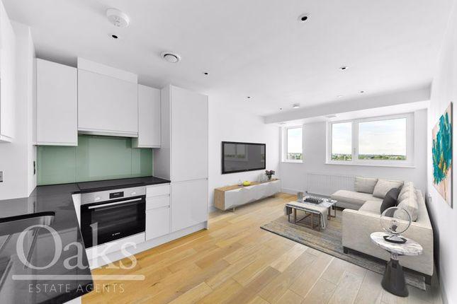 1 bed flat for sale in Edridge Road, Croydon CR0