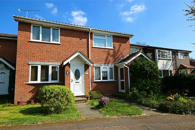 Thumbnail Terraced house for sale in Ladywell Prospect, Sawbridgeworth, Herts