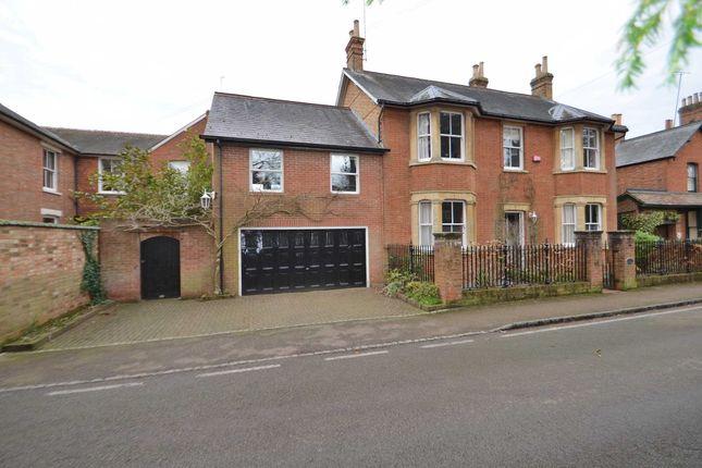Thumbnail Detached house to rent in Meadow View, Trunk Furlong, Aspley Guise, Milton Keynes