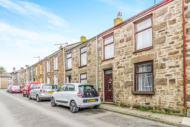Thumbnail Terraced house to rent in William Street, Camborne