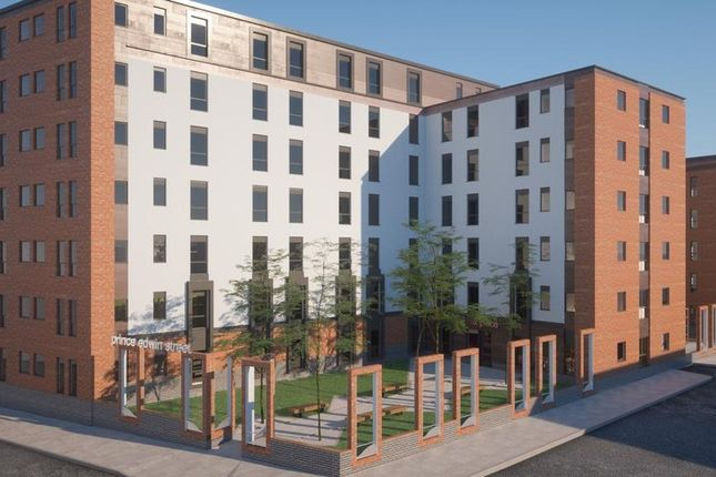 1 bed flat for sale in Iliad Street, Liverpool