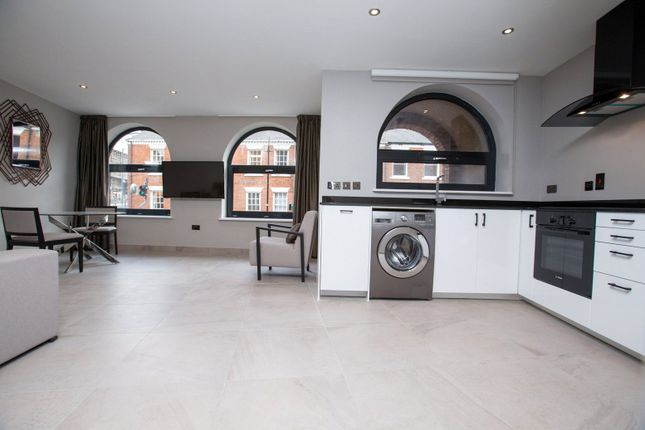 Thumbnail Property to rent in Mansio Residence, 47 Park Square East, Leeds, West Yorkshire