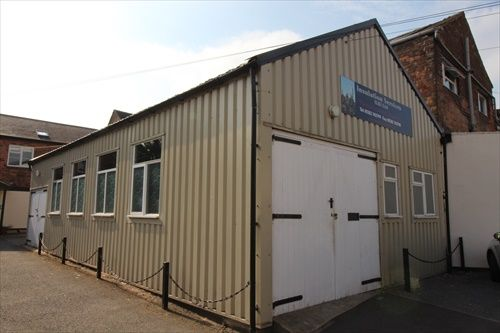 Thumbnail Studio to rent in Princess Street, Burton On Trent