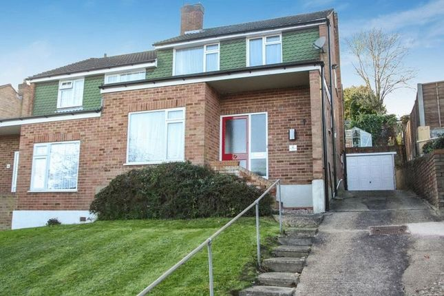 4 bed semi-detached house for sale in Hepplewhite Close, High Wycombe