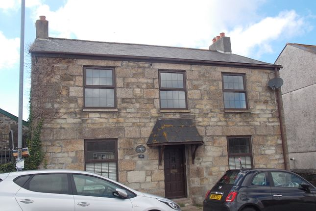Thumbnail Detached house for sale in Station Road, Pool, Redruth