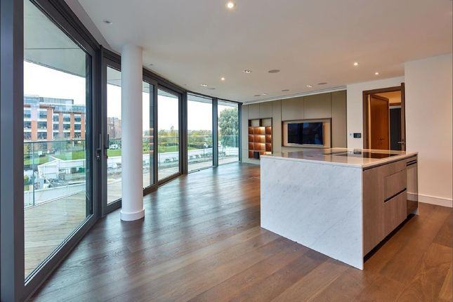 Thumbnail Flat for sale in 223 Goldhurst House, Fulham Reach, Fulham