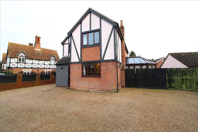 Thumbnail Detached house for sale in Tudor Rose House, Layer Road, Colchester