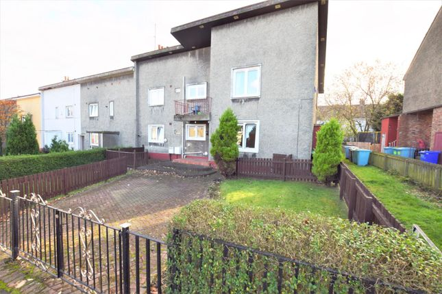 Thumbnail Flat for sale in Mitchell Street, Coatbridge