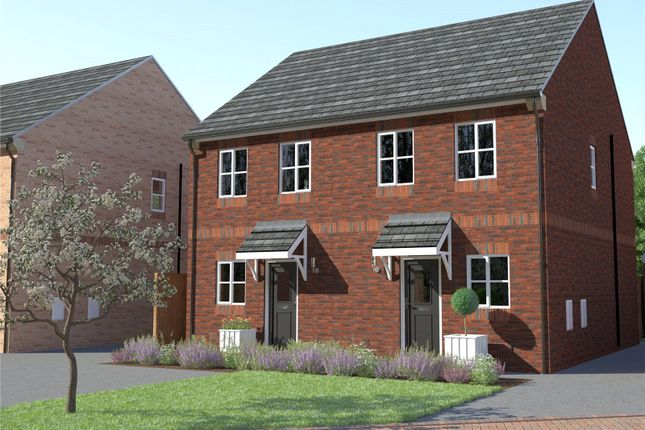 3 bed semi-detached house for sale in Waterworks Street, Immingham DN40