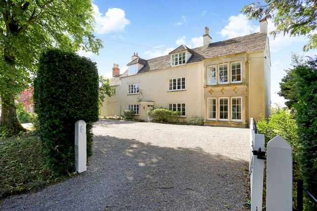Thumbnail Detached house for sale in Talbots End, Cromhall, Wotton-Under-Edge