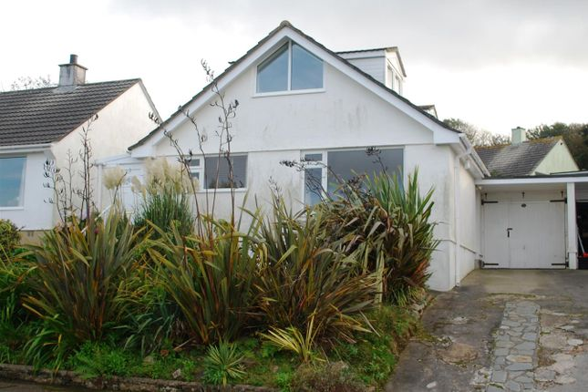 Thumbnail Detached bungalow for sale in Restormel Road, Newlyn, Penzance