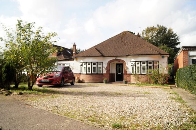 Thumbnail Detached bungalow for sale in Great Cambridge Road, Waltham Cross