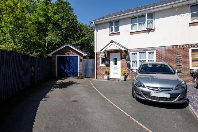 Thumbnail Semi-detached house for sale in Gorse Farm Estate, Llandrindod Wells
