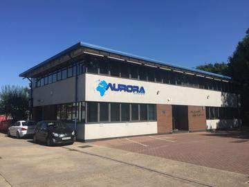 Thumbnail Office to let in Hatfield Road, Alban Park, St. Albans