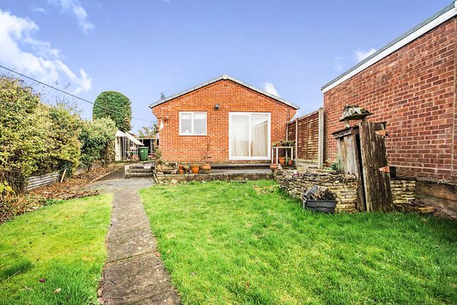 Thumbnail Bungalow for sale in Bruce Road, Exhall, Coventry