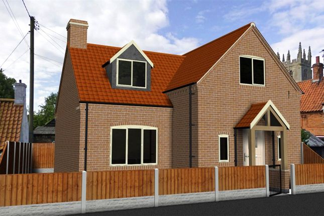 Thumbnail Detached house for sale in Sleaford Road, Beckingham, Lincoln, Lincolnshire