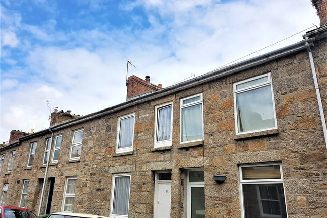 Thumbnail Terraced house to rent in Caldwells Road, Penzance