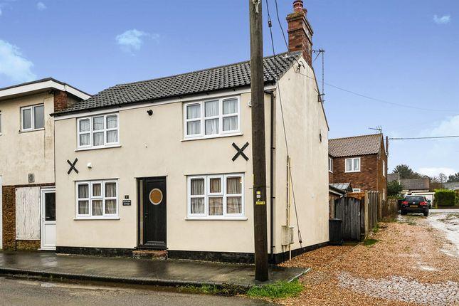 Thumbnail Semi-detached house for sale in Crescent Road, Hunstanton