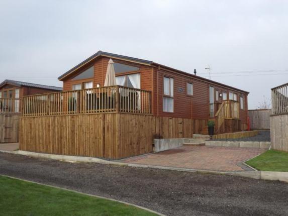 Thumbnail Mobile/park home for sale in Westonwood Lodges Residential, Bridge Lane, Weston-On-Trent, Derby