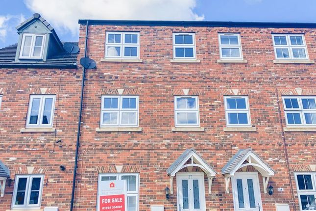 Thumbnail Terraced house for sale in Fusilier Way, Kirton Lindsey, Gainsborough