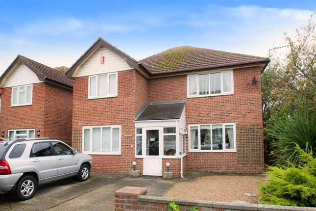 Thumbnail Detached house for sale in Seaville Drive, Pevensey Bay, Pevensey