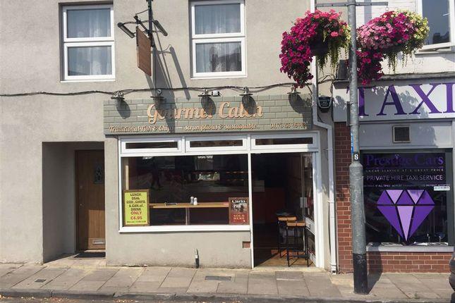Thumbnail Restaurant/cafe to let in High Street, Westbury On Trym, Bristol