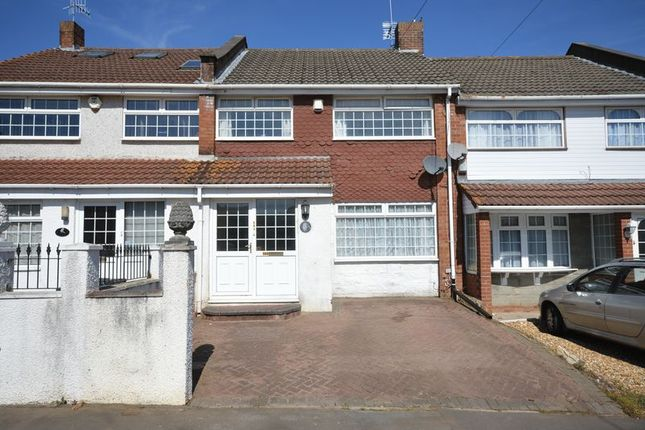 3 bed terraced house for sale in Fulford Road, Hartcliffe, Bristol