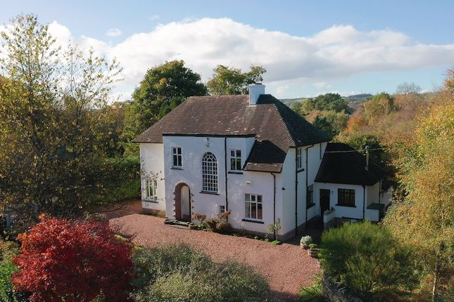 Thumbnail Detached house for sale in 5 Craigallian Avenue, Milngavie, East Dunbartonshire