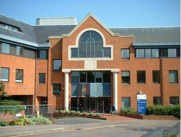 Thumbnail Office to let in Grosvenor Road, St. Albans