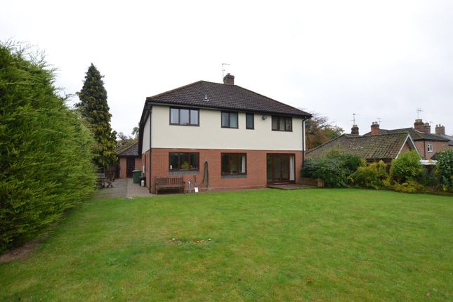 Thumbnail Detached house for sale in Station Road, Coltishall, Norwich
