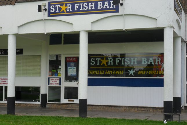 Retail premises for sale in Warminister, Wiltshire