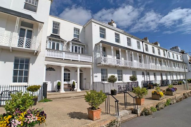 2 bed flat for sale in Fortfield Terrace, Sidmouth EX10