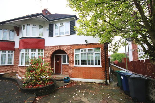 Thumbnail Property for sale in Heddon Court Avenue, Cockfosters, Barnet