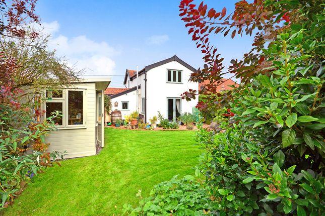 Thumbnail Semi-detached house for sale in Hill Road, Tibenham, Norwich