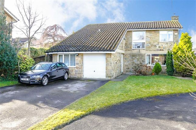 Thumbnail Detached house to rent in Walton Park, Pannal, Harrogate, North Yorkshire
