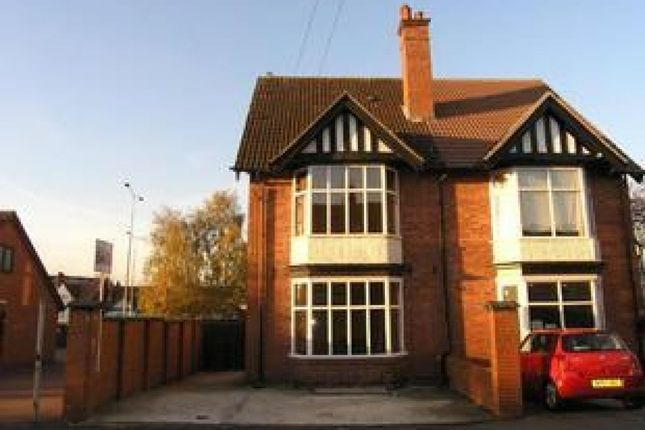 Thumbnail Semi-detached house to rent in Park Road, City Centre, Coventry