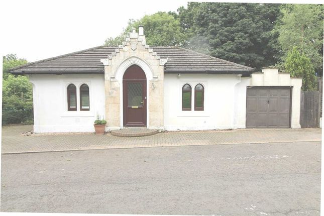 Thumbnail Detached bungalow for sale in Hardgate, Clydebank