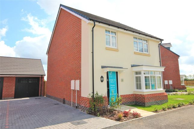 Thumbnail Detached house for sale in Booth Lane South, Abington, Northampton