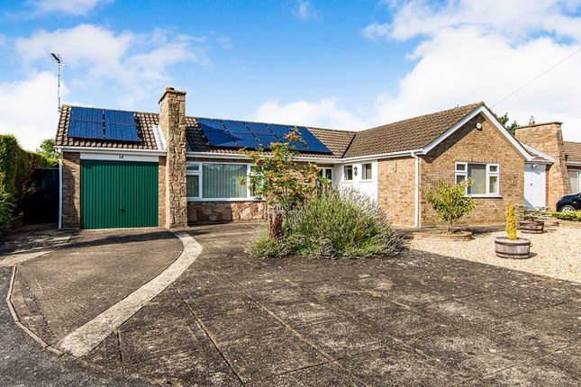 Thumbnail Bungalow to rent in Exmoor Close, North Hykeham, Lincoln