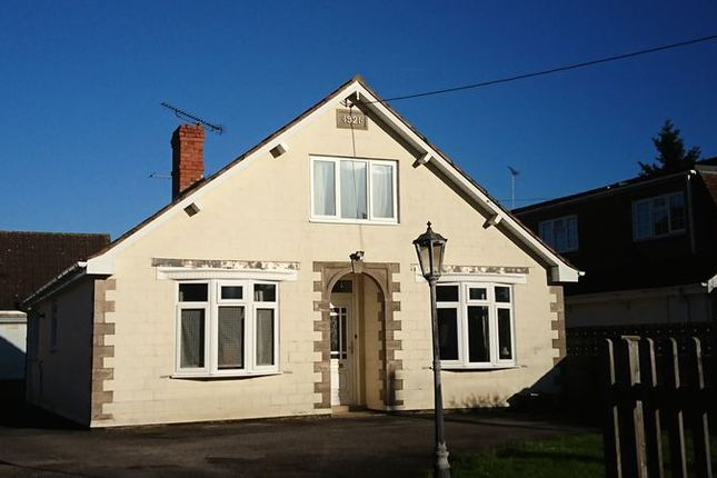 Thumbnail Detached house for sale in Sheldon Road, Chippenham
