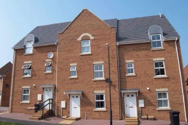 Thumbnail Town house to rent in Wright Way, Stoke Park, Bristol