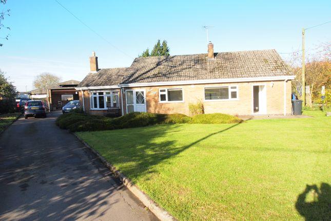 Thumbnail Bungalow to rent in Three Ways, Fleckney Road, Kibworth