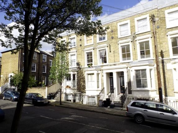1 bed flat for sale in Stanley Terrace, London